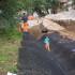 Opere di sistemazione idraulica del Fosso del Grognale nel tratto di attraversamento nel centro abitato nel Comune di Marcellina